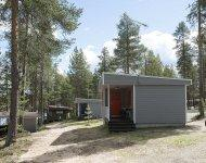 Cabins 4 and 5 outside
